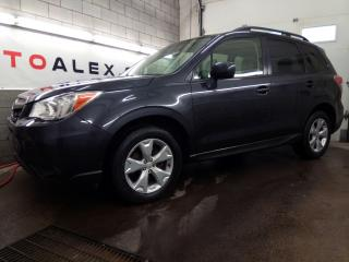 Used 2015 Subaru Forester 2.5i AWD Touring TOIT PANORAMIQUE CAMERA MAGS for sale in St-Eustache, QC