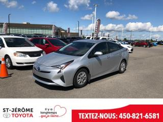 Used 2017 Toyota Prius * 30 000 KM * CAMÉRA DE RECUL * for sale in Mirabel, QC