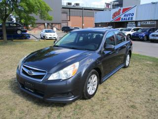Used 2011 Subaru Legacy 2.5i Prem~BLUETOOTH~AWD~POWER OPTIONS~CERTIFIED!!! for sale in Toronto, ON