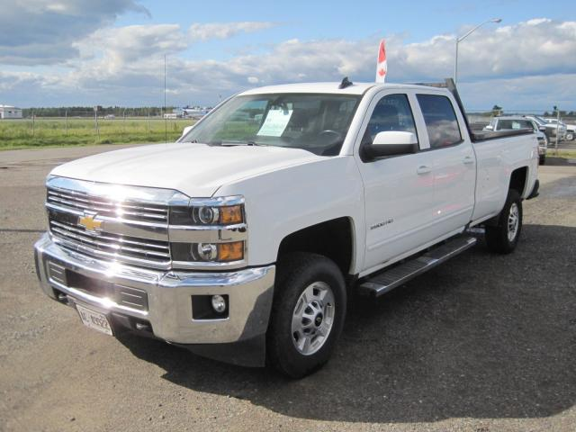 2017 Chevrolet Silverado 2500 Work Truck