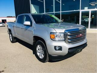 Used 2017 GMC Canyon SLE for sale in Ingersoll, ON