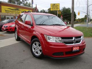 Used 2012 Dodge Journey ,LOCAL,ACCIDENT FREE,BLUETOOTH for sale in Etobicoke, ON