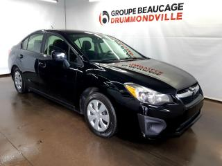 Used 2014 Subaru Impreza for sale in Drummondville, QC