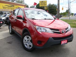 Used 2013 Toyota RAV4 ,BLUETOOTH,LOCAL SUV for sale in Etobicoke, ON