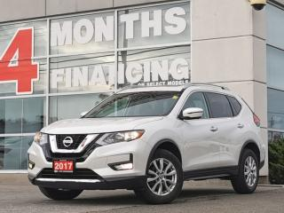Used 2017 Nissan Rogue SV Tech | Panoramic Roof | Navigation for sale in St Catharines, ON