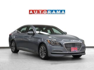 Used 2015 Hyundai Genesis Premium Pkg 4WD Navigation Leather Backup Cam for sale in Toronto, ON