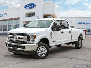 Used 2019 Ford F-350 XLT for sale in Winnipeg, MB