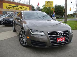 Used 2013 Audi A7 3.0 Premium,NAV,CAMERA,NO ACCIDENT,LOADED for sale in Etobicoke, ON