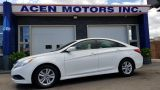 Photo of White 2014 Hyundai Sonata
