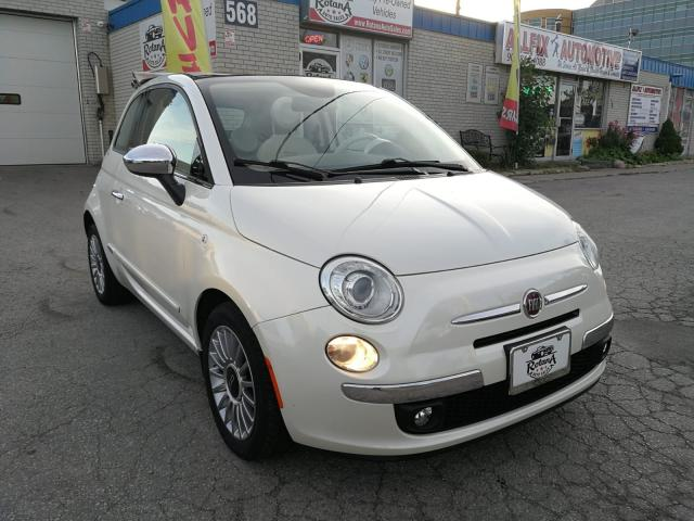 2014 Fiat 500 Accident Free | One Owner | Convertible | Leather