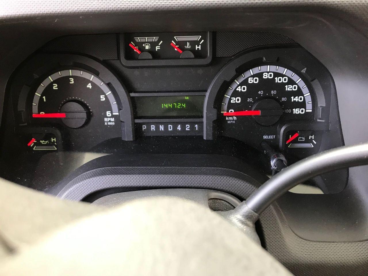 2018 Ford E450