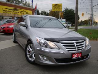Used 2013 Hyundai Genesis ,LEATHER,SUNROOF,BLUETOOTH for sale in Etobicoke, ON