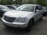 Photo of Silver 2007 Chrysler Pacifica