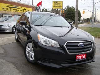 Used 2016 Subaru Legacy 2.5i,ONE OWNER,NO ACCIDENT,REAR CAMERA,AWD for sale in Etobicoke, ON