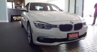 Used 2016 BMW 3 Series 328i xDrive/SUNROOF/BACKUP CAMERA/NAVI/$26999 for sale in Brampton, ON