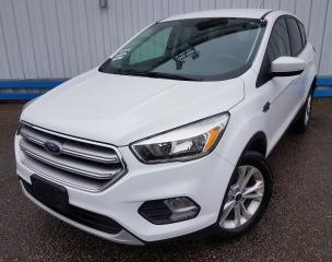 Used 2017 Ford Escape SE *HEATED SEATS* for sale in Kitchener, ON