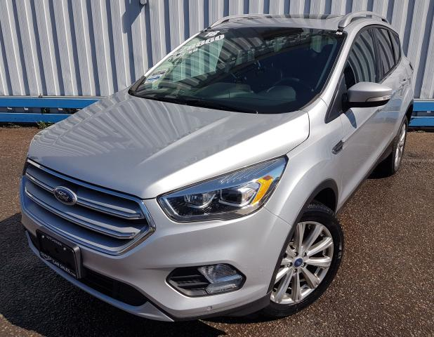 2018 Ford Escape 4WD TITANIUM *NAVIGATION*