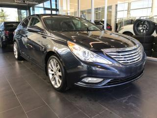 Used 2013 Hyundai Sonata SE, SUNROOF, BLUETOOTH, SIRIUS XM for sale in Edmonton, AB