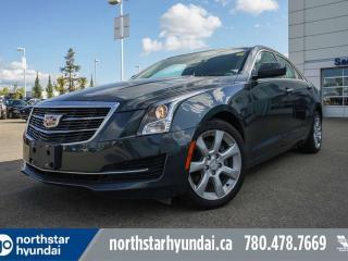 Used 2015 Cadillac ATS Sedan ATS AWD/LEATHER for sale in Edmonton, AB