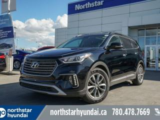 Used 2018 Hyundai Santa Fe XL LUXURY 7PASS/LEATHER/PANOROOF/BACKUPCAM/HEATEDSTEERING for sale in Edmonton, AB