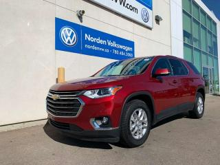Used 2018 Chevrolet Traverse LT AWD - 7 PASSENGER + HEATED SEATS / TECH for sale in Edmonton, AB