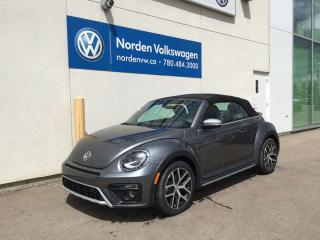 Used 2019 Volkswagen Beetle Convertible Dune for sale in Edmonton, AB