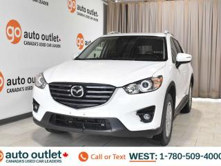 Used 2016 Mazda CX-5 Gs, 2.5L I4, Fwd, Cloth seats, Heated seats, Navigation, Backup camera, Sunroof, Bluetooth for sale in Edmonton, AB