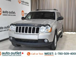 Used 2010 Jeep Grand Cherokee Laredo, 3.7l V6, Leather heated seats, Backup camera, Sunroof for sale in Edmonton, AB
