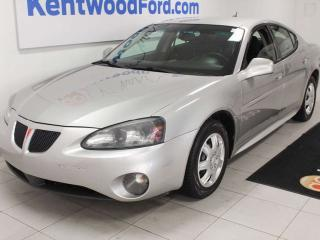 Used 2008 Pontiac Grand Prix FWD sedan. It's not old, It's antique for sale in Edmonton, AB