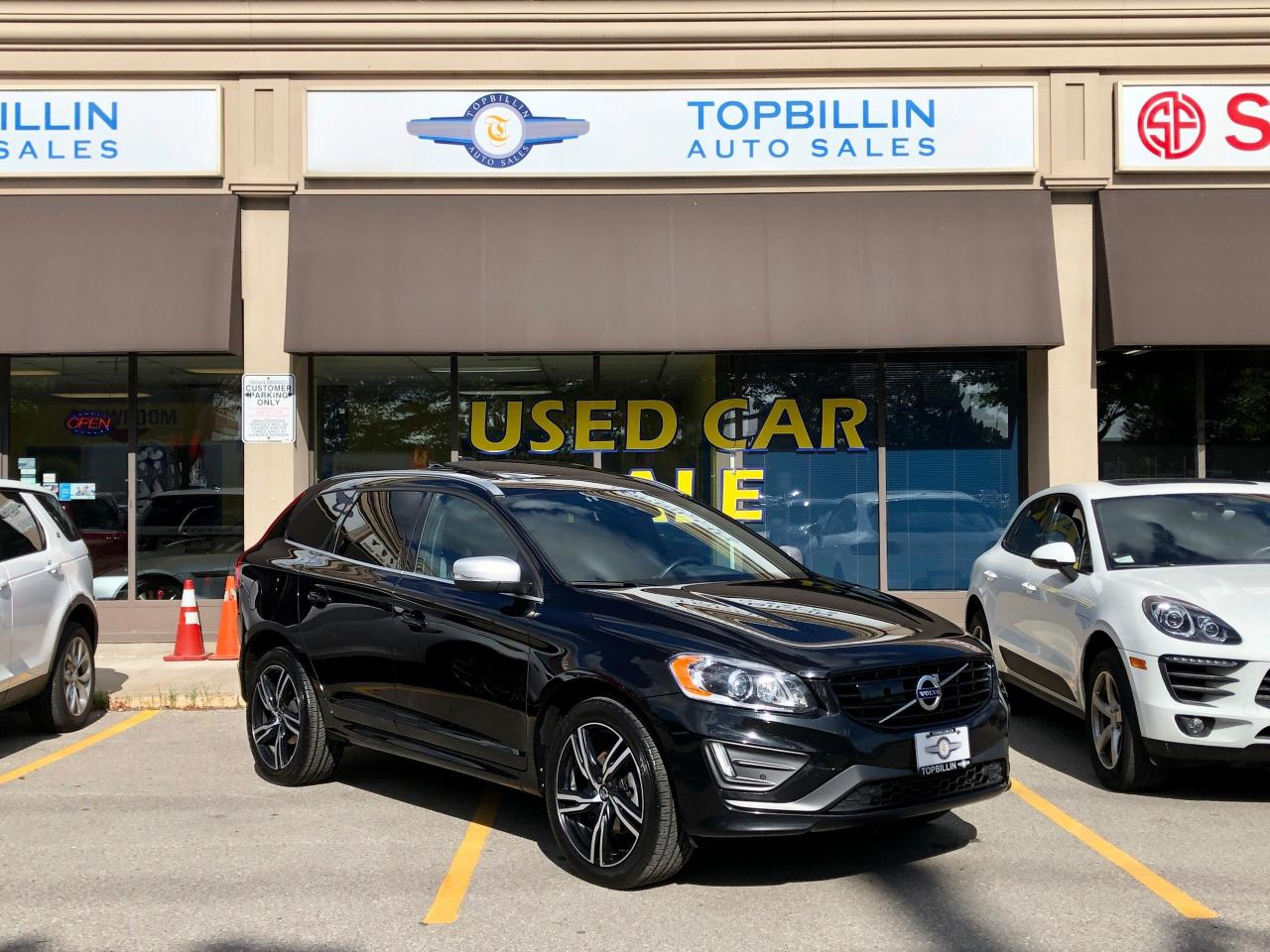 2017 Volvo Xc60 T6 R Design >> Used 2017 Volvo Xc60 T6 R Design Premier For Sale In Vaughan