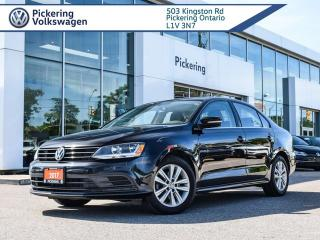 Used 2017 Volkswagen Jetta Sedan WOLFSBURG!! MANUAL for sale in Pickering, ON