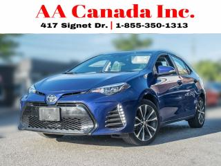 Used 2019 Toyota Corolla SE |LEATHER|SUNROOF| SE for sale in Toronto, ON