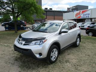 Used 2015 Toyota RAV4 LE~AWD~HEATED SEATS~BACK-UP CAM.~BLUETOOTH~ for sale in Toronto, ON