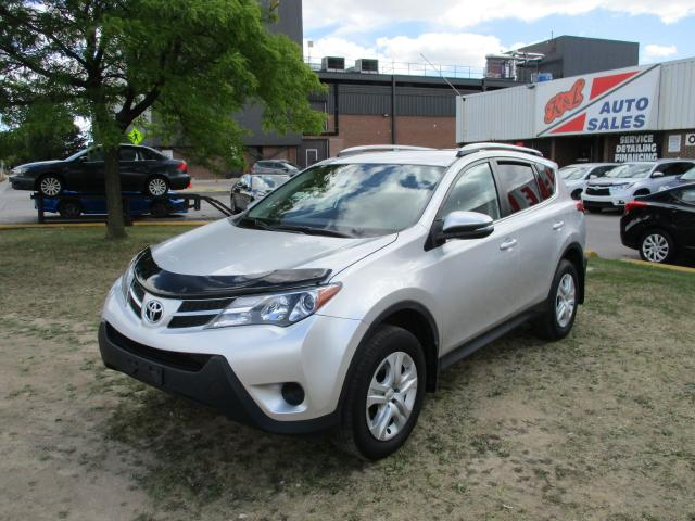 2015 Toyota RAV4 LE~AWD~HEATED SEATS~BACK-UP CAM.~BLUETOOTH~