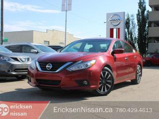 Used 2016 Nissan Altima SV l Backup Camera l Heated Seats for sale in Edmonton, AB