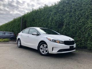 Used 2017 Kia Forte LX 4dr FWD Sedan for sale in Surrey, BC