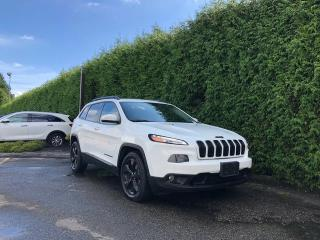 Used 2016 Jeep Cherokee ALTITUDE PACKAGE + NO EXTRA DEALER FEES for sale in Surrey, BC