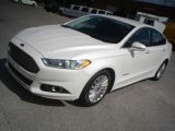 Photo of White 2015 Ford Fusion