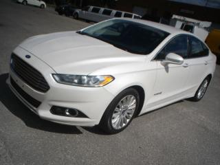 2015 Ford Fusion SE Hybrid,LEATHER,AUTO