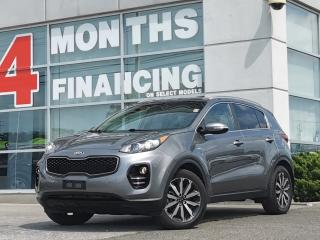 Used 2017 Kia Sportage EX Tech   Panoramic Roof   NAVI   Cooled Seat for sale in St Catharines, ON