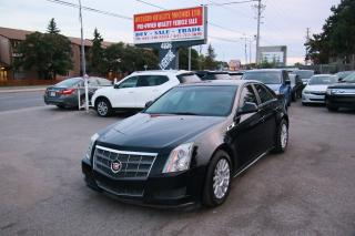 Used 2011 Cadillac CTS Luxury for sale in Toronto, ON