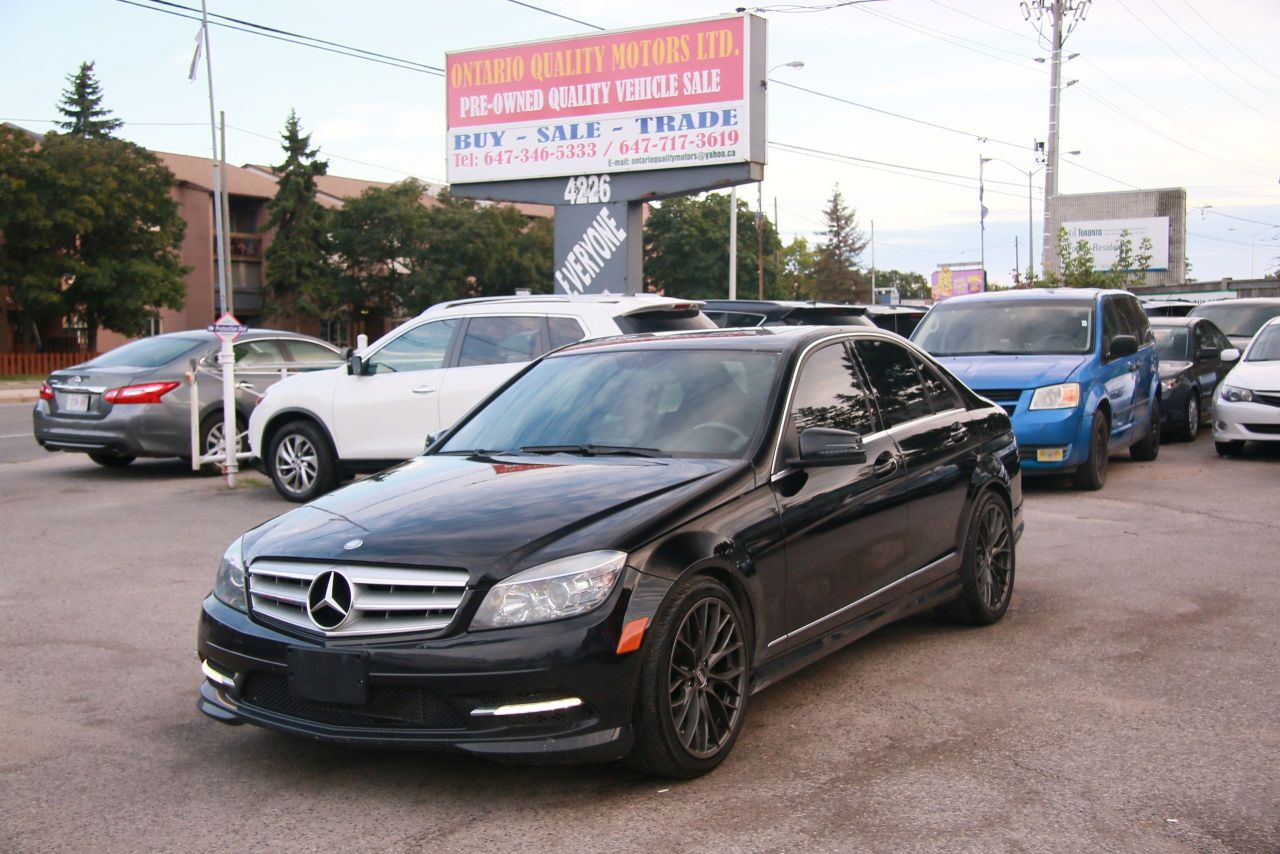 Ontario Quality Motors >> 2011 Mercedes Benz C Class Ontario Quality Motors Ltd