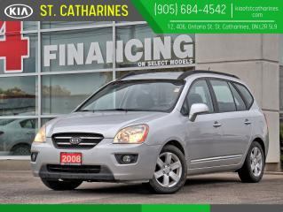 Used 2008 Kia Rondo EX-V6 7-Seater for sale in St Catharines, ON