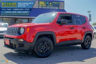 Used 2016 Jeep Renegade Sport for sale in Guelph, ON