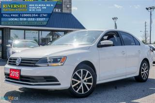 Used 2015 Volkswagen Jetta SE for sale in Guelph, ON