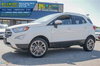 Used 2018 Ford EcoSport Titanium for sale in Guelph, ON