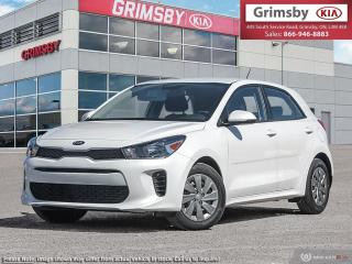 New 2019 Kia Rio LX+ MT for sale in Grimsby, ON