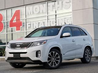 Used 2014 Kia Sorento SX V6 | 7-SEATER | Ventilated Seat | Navigation for sale in St Catharines, ON