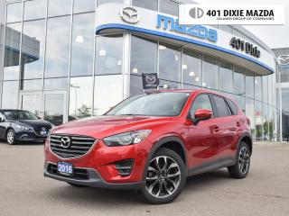 Used 2016 Mazda CX-5 GT|ONE OWNER|NO ACCIDENTS|1.99% FINANCE AVAILABLE for sale in Mississauga, ON