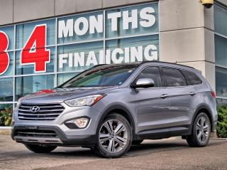 Used 2015 Hyundai Santa Fe XL Limited | Navigation | Leather | Panoramic Roof for sale in St Catharines, ON